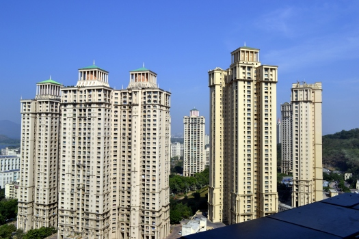 Skyscrappers of Hiranandani