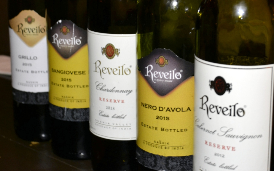 An evening with Reveilo
