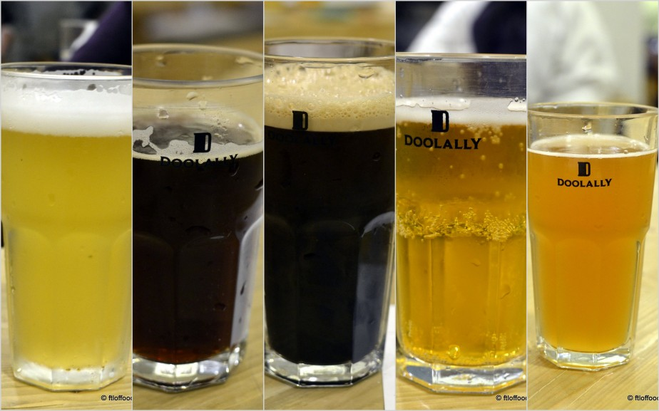 Go doolally over beers! – Doolally Taproom, Andheri (W), Mumbai