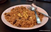 Mexican Rice with Salsa