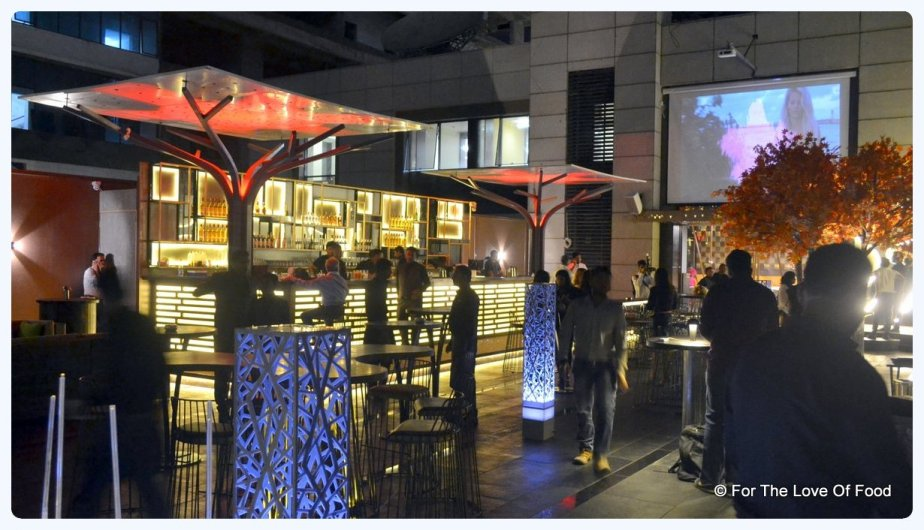 Rooftop Experience Par Excellence – 1 Above, Lower Parel, Mumbai