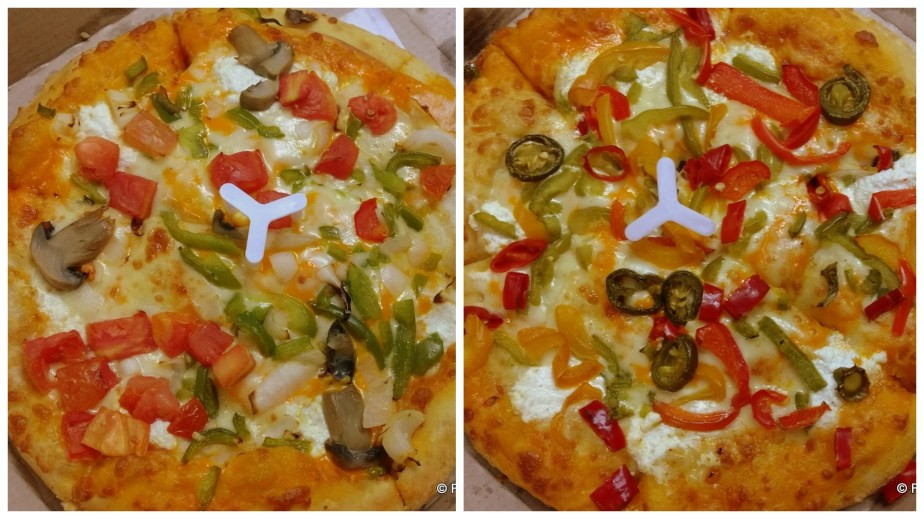 Four Cheese For Cheese Lovers – Quattro Formaggi fromDomino's
