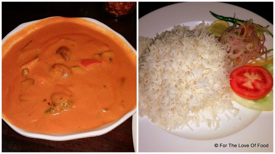 Thai Curry (Red)