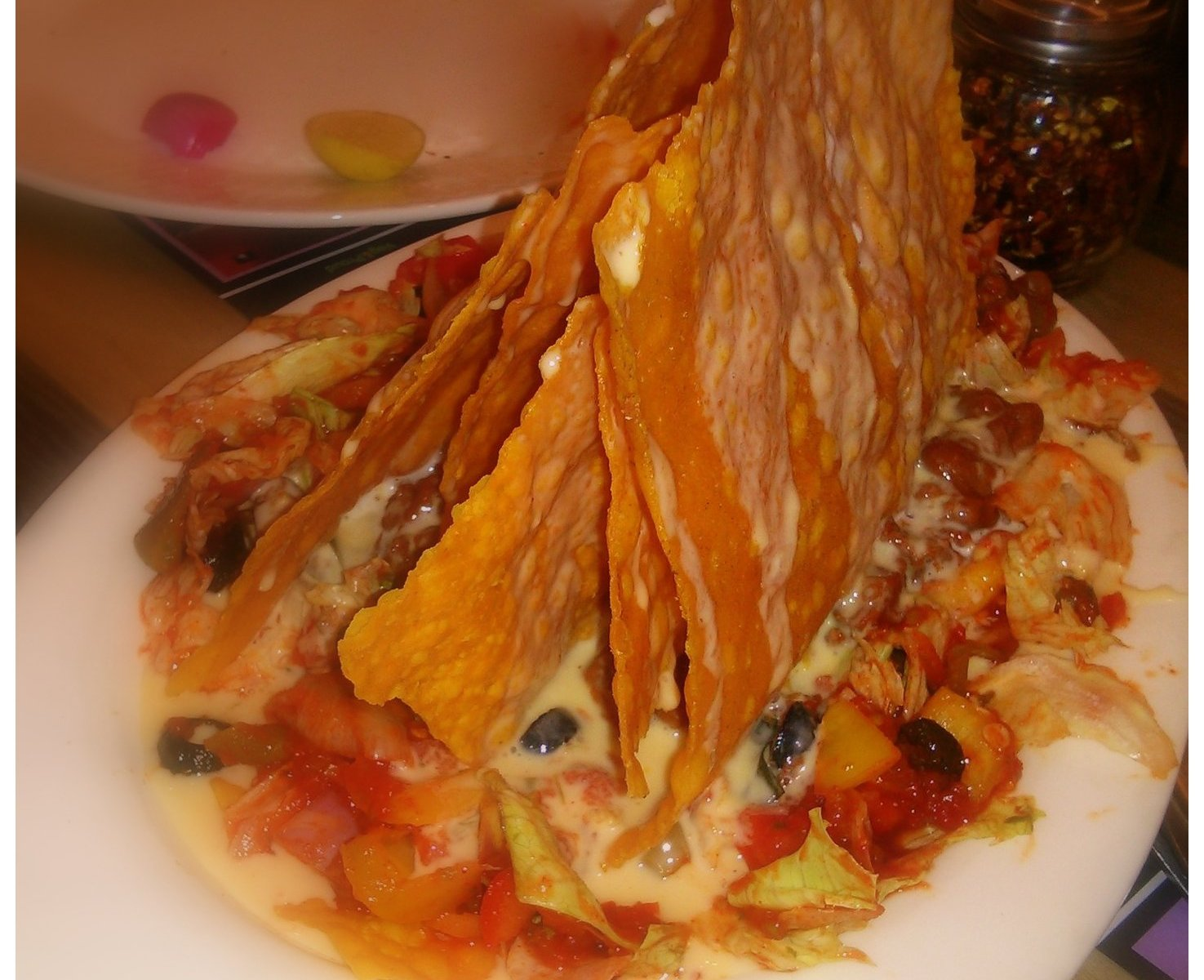 The Big Nachos