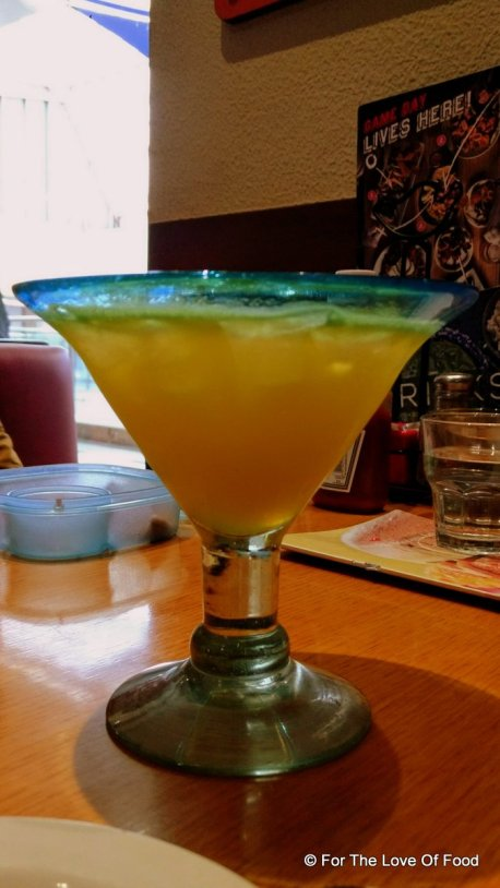 Honey Melon Margarita