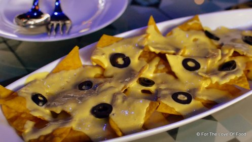 Royal Saffron Nachos