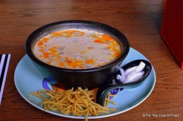 Tender Coconut Galalngal Soup